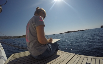 Schreiben und Segeln, SeeFrauen